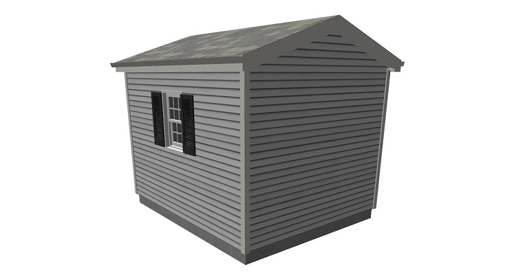 MIG: Materials For 10 X 12 Shed Guide